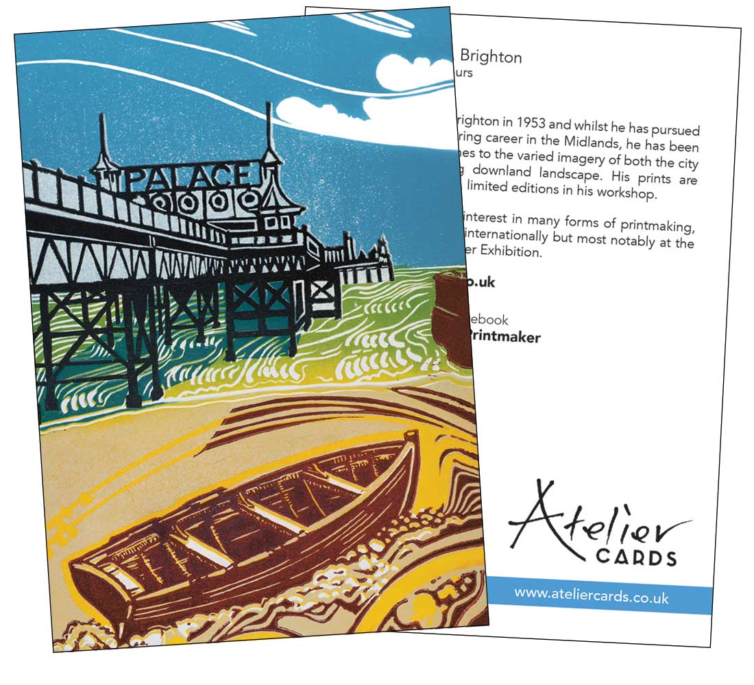 The Palace Pier, Brighton - Sorrell Kinley